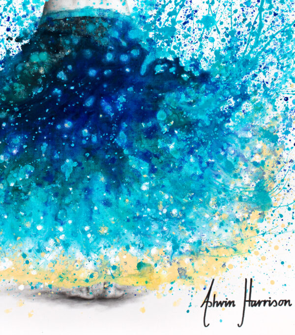Ashvin Harrison Art- The Ocean Spirit 3