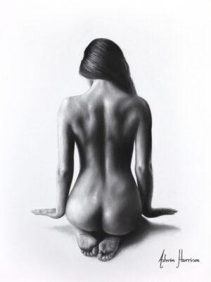 Ashvin Harrison Art- Balanced